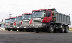 Транспортная компания по перевозке сыпучих и навальных грузов